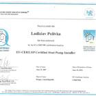 Mezinárodní asociace EU-CERT.HP Certified Heat Pump Installer